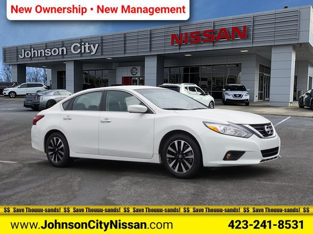 2018 Nissan Altima 2.5 SV Johnson City TN