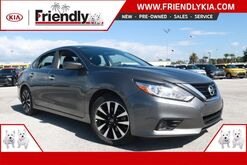 2018_Nissan_Altima_2.5 SV_ New Port Richey FL