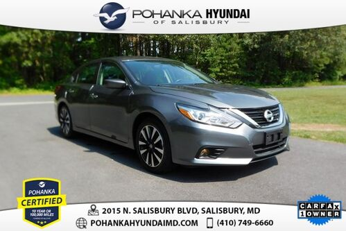 2018_Nissan_Altima_2.5 SV **ONE OWNER**_ Salisbury MD