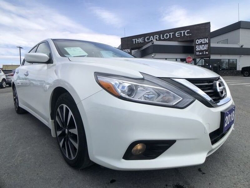 2018 Nissan Altima 2.5 SV PREVIOUS DAILY RENTAL Greater Sudbury ON