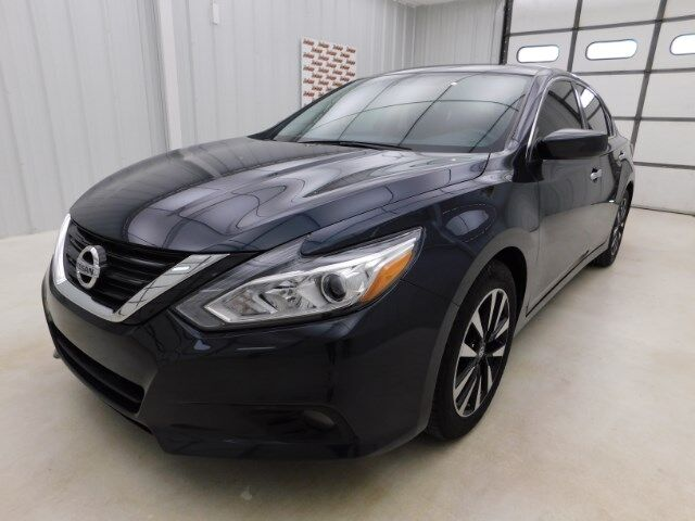 2018 Nissan Altima 2.5 SV Sedan Manhattan KS