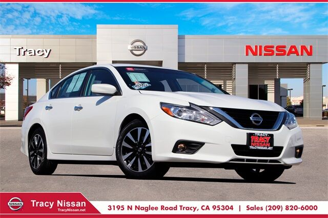 2018 Nissan Altima 2.5 SV Tracy CA