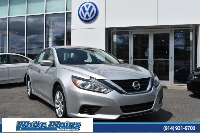 2018 Nissan Altima 2.5 SV White Plains NY