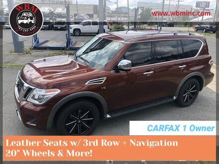 2018_Nissan_Armada_4WD SL_ Arlington VA