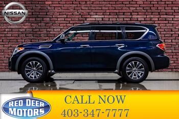 2018_Nissan_Armada_AWD SL Leather Roof Nav_ Red Deer AB