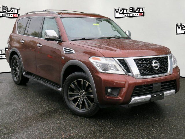 2018 Nissan Armada Platinum Egg Harbor Township NJ