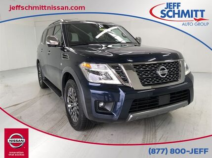 2018_Nissan_Armada_Platinum_ Dayton area OH