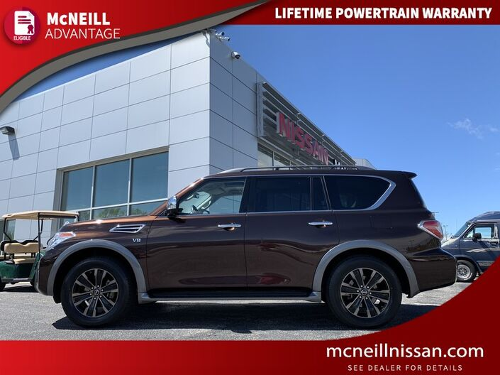 2018 Nissan Armada Platinum High Point NC