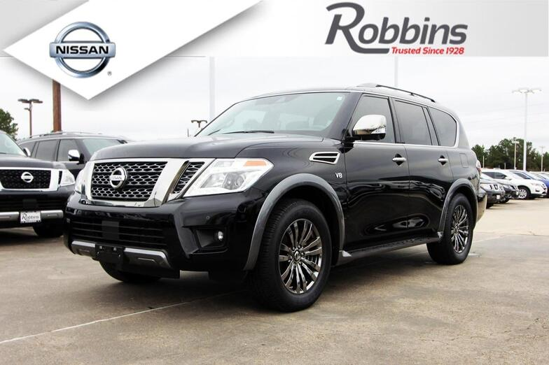 2018 Nissan Armada Platinum Houston TX