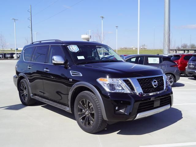 2018 Nissan Armada Platinum Kansas City KS