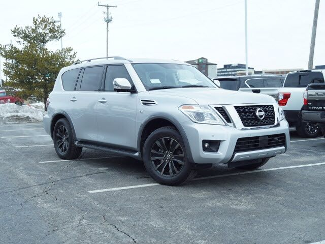 2018 Nissan Armada Platinum Kansas City MO