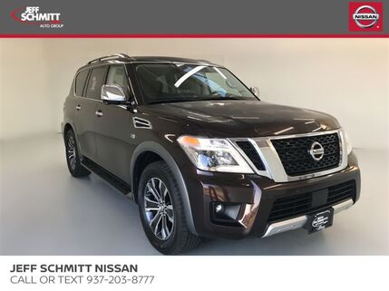 2018_Nissan_Armada_SL_ Beavercreek OH