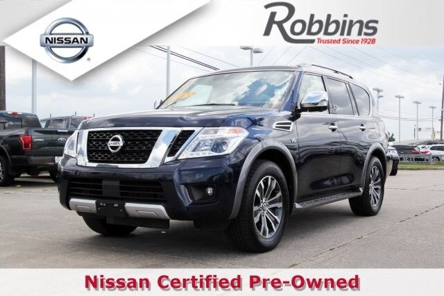 2018 Nissan Armada SL Houston TX
