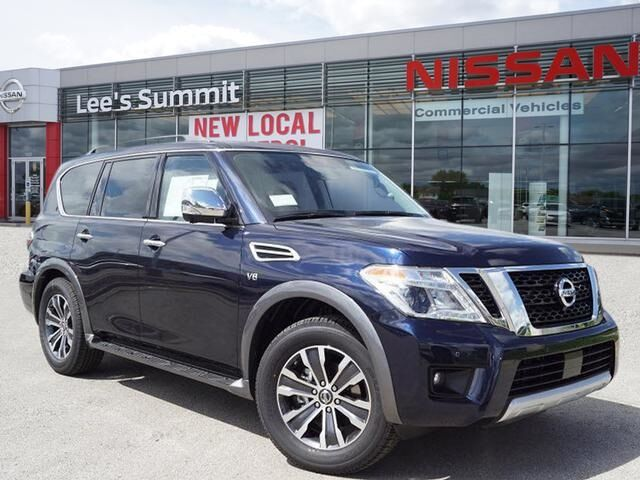 2018 Nissan Armada SL Lee's Summit MO
