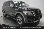 2018 Nissan Armada SL NAV,CAM,SUNROOF,HTD STS,20IN WLS,3RD ROW
