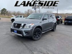 2018_Nissan_Armada_SV AWD_ Colorado Springs CO