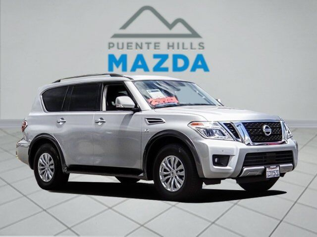 2018 Nissan Armada SV City of Industry CA