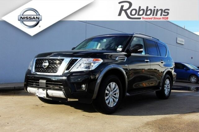 2018 Nissan Armada SV Houston TX