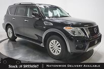 Nissan Armada SV NAV,CAM,HTD STS,PARK ASST,18IN WLS,3RD ROW 2018