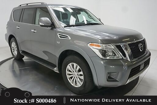 2018_Nissan_Armada_SV NAV,CAM,HTD STS,PARK ASST,18IN WLS,3RD ROW_ Plano TX