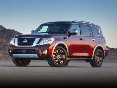 2018_Nissan_Armada_SV_ Salisbury MD