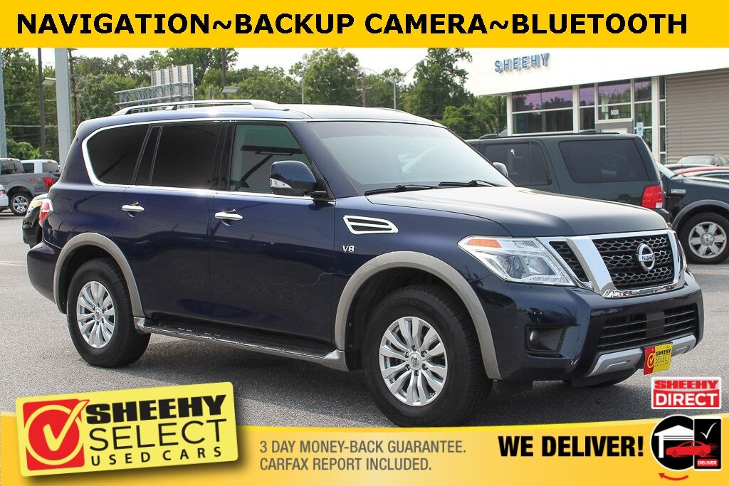 2018 Nissan Armada SV Suitland MD