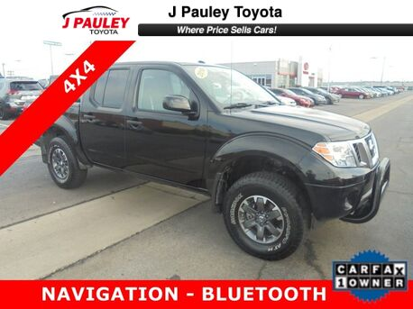 2018_Nissan_Frontier__ Fort Smith AR
