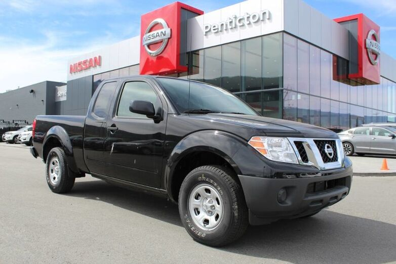 2018 Nissan Frontier King Cab S Standard Bed 4x2 Auto LAST 2018 LEFT Penticton BC