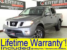 2018_Nissan_Frontier_PRO-4X CREW CAB 4WD NAVIGATION REAR CAMERA REAR PARKING AID HEATED SEATS BL_ Carrollton TX