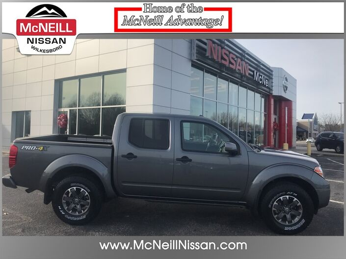 2018 Nissan Frontier PRO-4X High Point NC