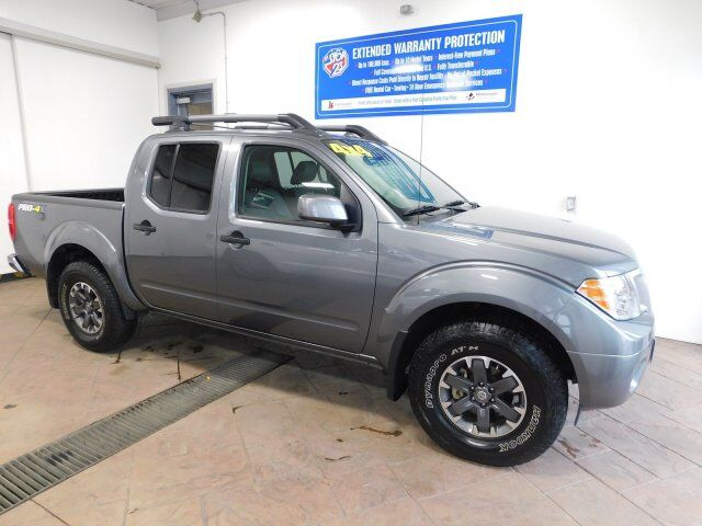 2018 Nissan Frontier PRO-4X LEATHER Listowel ON