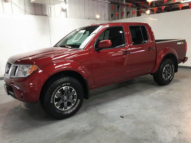 2018 Nissan Frontier PRO-4X Oroville CA