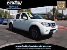 2018_Nissan_Frontier_PRO_ Henderson NV