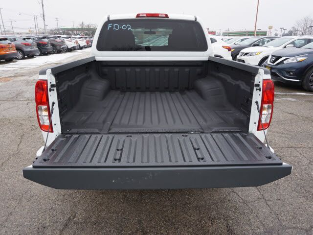 2018 Nissan Frontier S Dayton OH