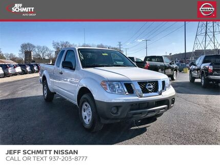 2018_Nissan_Frontier_S_ Dayton area OH