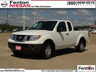 2018_Nissan_Frontier_S_ McAlester OK