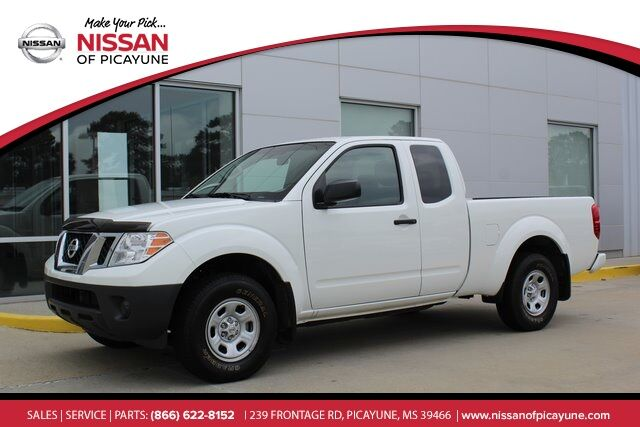 2018 Nissan Frontier S Picayune MS