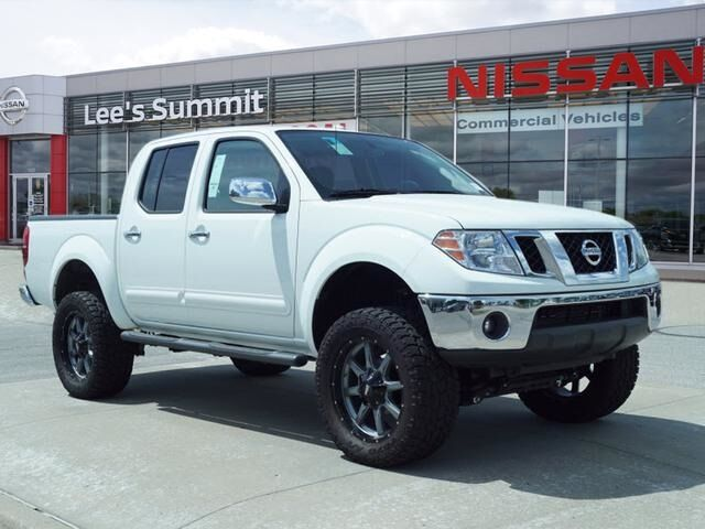 2018 Nissan Frontier SL Lee's Summit MO