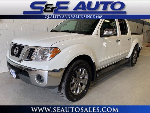 2018 Nissan Frontier SL Weymouth MA