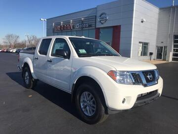 2018 Nissan Frontier SV - 4WD