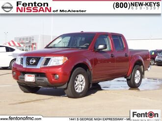 2018_Nissan_Frontier_SV CERTIFIED_ McAlester OK
