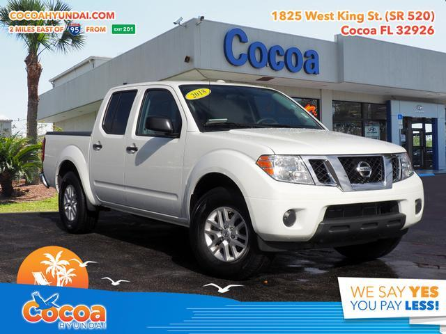 2018 Nissan Frontier SV Cocoa FL