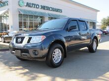 2018_Nissan_Frontier_SV Crew Cab 5AT 2WD*BED LINER/TRAILER HITCH PKG,BACKUP CAM,BLUETOOTH CONNECT,UNDER FACTORY WARRANTY!_ Plano TX