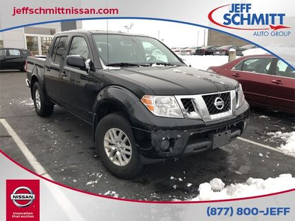 2018_Nissan_Frontier_SV_ Dayton area OH