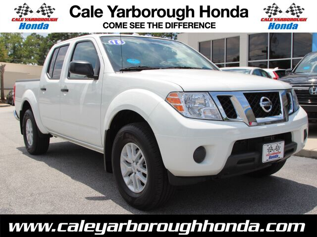 2018 Nissan Frontier SV Florence SC