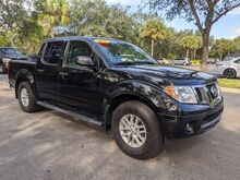 2018_Nissan_Frontier_SV_ Fort Pierce FL