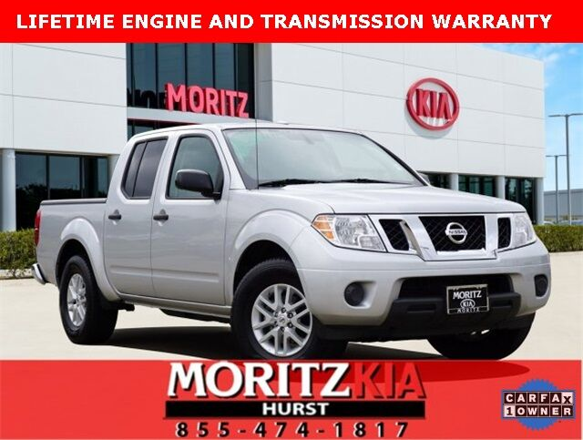 2018 Nissan Frontier SV Fort Worth TX