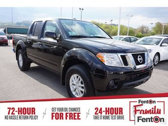 2018_Nissan_Frontier_SV_ Knoxville TN