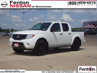 2018_Nissan_Frontier_SV_ McAlester OK