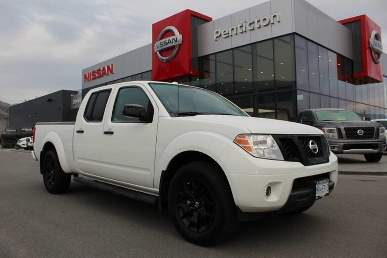 2018 Nissan Frontier SV Midnight Executive Demo BLOWOUT Penticton BC